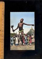 BOUNDIALI Côte D'Ivoire : Jeune Garçon Danseur Young Dancing Boy Dancer - Elfenbeinküste