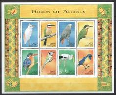 X526 SIERRA LEONE FAUNA BIRDS OF AFRICA 1KB MNH - Autres