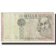 Billet, Italie, 1000 Lire, 1982, 1982-01-06, KM:109b, TB - Italie