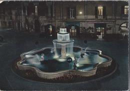 Cava De' Tirreni - - Notturno Piazza Duomo - H5544 - Cava De' Tirreni