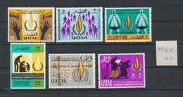 QATAR  HUMAN RIGTHS  1968 MNH XX - Qatar
