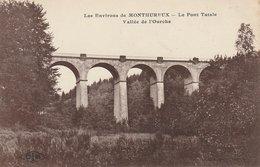 CPA 88 (Vosges) CLAUDON (Environs De Monthureux Sur Saône) LE PONT TATAL - Plombieres Les Bains