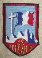 Insigne De CJF-Chantiers De Jeunesse N°39 - 1939-45