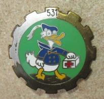 531° Escadron De Transport Sanitaire, Donald - Army