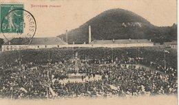CPA 88 (Vosges)  BRUYERES / FESTIVAL DE MUSIQUE Le 12 Juin 1910 / EXECUTION DU MORCEAU D'ENSEMBLE / ANIMEE - Bruyeres