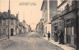 78-GARANCIERES- RUE DE POISSY LA POSTE - Autres Communes