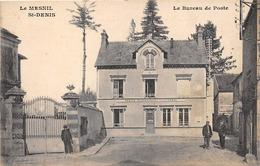 78-LE-MESNIL-SAINT-DENIS- LE BUREAU DE POSTE - Le Mesnil Saint Denis