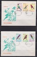 Mozambique 1978 Birds, FDC  Michel 648-653 - Mosambik