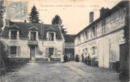 78-LE-MESNIL-SAINT-DENIS- LA POSTE - Le Mesnil Saint Denis