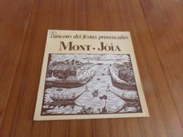 33 TOURS CANCONS DEI FESTAS PROVENCALAS MONT JOIA LE CHANT DU MONDE LDX 74668 - World Music
