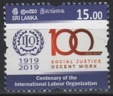 Sri Lanka (2019) - Set -  /  ILO - Sri Lanka (Ceylon) (1948-...)