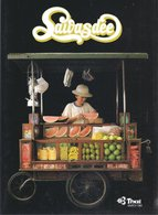 """Magazine -Newspaper """"SAWASDEE"""" The Best Of Thailand -march 1986 - Exploration/Voyages"""