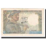 France, 10 Francs, Mineur, 1947, 1947-01-09, SUP, Fayette:8.17, KM:99e - 1871-1952 Gedurende De XXste In Omloop