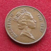Fiji 2 Cents 1987 KM# 50 *V2 - Fidschi