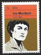 Irlande 2019 Timbre Neuf Iris Murdoch - Neufs