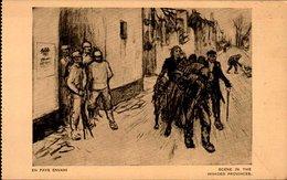 LOUIS RAEMAEKERS..( Se Vend Au Profit Des Orphelins De La Guerre)   EN PAYS ENVAHI....CPA - Autres Illustrateurs