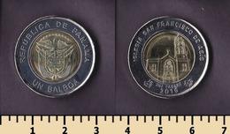 Panama 1 Balboa 2019 - Panama