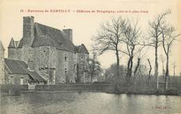 50 , Environs De Sartilly , Chateau De BREQUIGNY , * 418 86 - Francia
