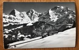 Bergbahn Grütschalp-Mürren/ Photo Gyger Adelboden - BE Berne