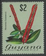 Guyana. 1971 Flowering Plants. $2 MNH. SG 555 - Guyana (1966-...)