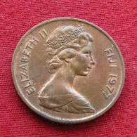 Fiji 2 Cents 1977 KM# 28 - Fidschi