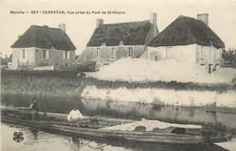 50 , CARENTAN  , Vue Prise Du Pont De St Hilaire , * 419 97 - Carentan