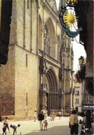 VANNES - Le Porche De La Cathédrale Saint Vincent - Vannes