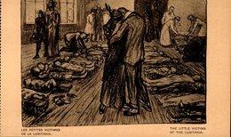LOUIS RAEMAEKERS..( Se Vend Au Profit Des Orphelins De La Guerre)    LE PETITES VICTIMES DE LA LUSITANIE...CPA - Autres Illustrateurs