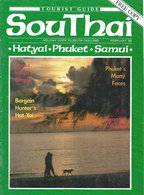 Magazine -Newspaper  Tourist Guide Southai February 1989 - Exploration/Voyages