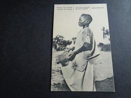 Congo Belge ( 116 )  Belgisch Kongo  :  Missie  Mission De Kangu -  Kongo ( Mayombe ) - Belgisch-Congo - Varia