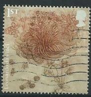 GROSSBRITANNIEN GRANDE BRETAGNE GB 2019 LEONARDO DA VINCI: A STAR-OF-BETHLEHEM AND OTHER PLANTS 1ST SG 4169 MI 4261 YT - 1952-.... (Elizabeth II)