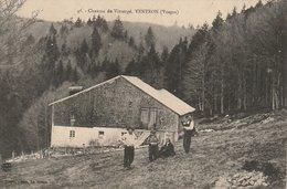 CPA 88 (Vosges)  VENTRON / CHAUME DU VINTERGE / ANIMEE - Andere Gemeenten