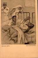 LOUIS RAEMAEKERS..( Se Vend Au Profit Des Orphelins De La Guerre)    LES GAZ...ASPHYXIE LENTE...CPA - Autres Illustrateurs