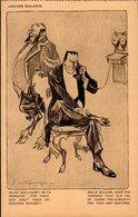LOUIS RAEMAEKERS..( Se Vend Au Profit Des Orphelins De La Guerre)    LIQUIDES BRULANTS.....CPA - Autres Illustrateurs