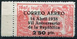 ESPAÑA     Nº  756    Sin Charnela  ( *** )  -1062 - 1931-50 Nuevos & Fijasellos