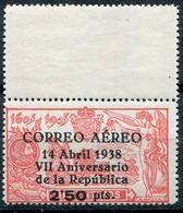 ESPAÑA     Nº  756    Sin Charnela  ( *** )  -1063 - 1931-50 Nuevos & Fijasellos