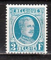 208**  Houyoux - Bonne Valeur - MNH** - COB 13 - Vendu à 13% Du COB!!!! - 1922-1927 Houyoux