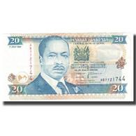 Billet, Kenya, 20 Shillings, 1997, 1997-07-01, KM:35b, NEUF - Kenya
