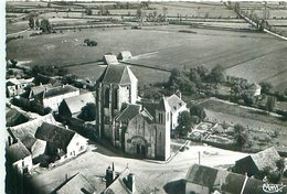 St Thibault - Eglise Et Le Prieuré - Vue Aérienne    AR 294 - Other Municipalities