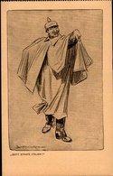 LOUIS RAEMAEKERS..( Se Vend Au Profit Des Orphelins De La Guerre)    ..GOTT STRAFE ITALIEN !!!.....CPA - Autres Illustrateurs