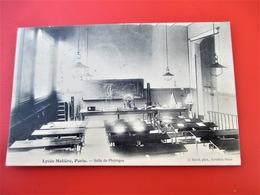 PARIS 16 ème -  Lycée MOLIERE  Rue Du Ranelagh - Salle De Physique - Voyagée En 1905 - TBE - Distretto: 16