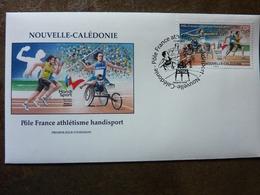 2019 Pôle France Athlétisme Handisport  FDC  ATHLETICS SPORT - Athletics