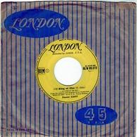 Duane Eddy - Ring Of Fire - Bobbie - London HLW 80.019 - 1961 - Instrumental