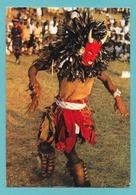 ZAMBIA NYAU DANCER 1970 - Zambia
