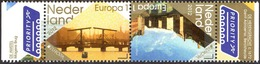 CEPT / Europa 2012 Pays Bas N° 2883 Et 2884 ** Tourisme - 2012