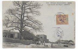 SOUDAN - 1906 - CARTE Avec OBLITERATION VIOLETTE De KAYES - NON VOYAGEE - Lettres & Documents