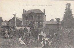 Saint Onen La Chapelle-35-l'Ecole Des Garçon - Altri Comuni