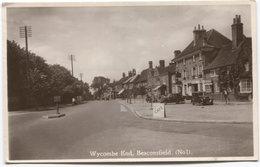 1945 Beaconsfield  - Wycombe End - See OAK TEAROOM NCU Café Ices - Ed Threeways No1 - Buckinghamshire