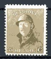 BE   172   XX   ---    Série Dite Roi Casqué  --  TTB - 1919-1920 Behelmter König