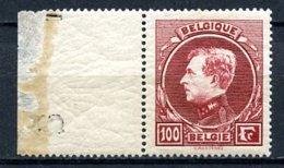 BE   292B   XX   ---   Type Grand Montenez  --  Impeccable...   --  COB : 50 Euros - 1929-1941 Big Montenez